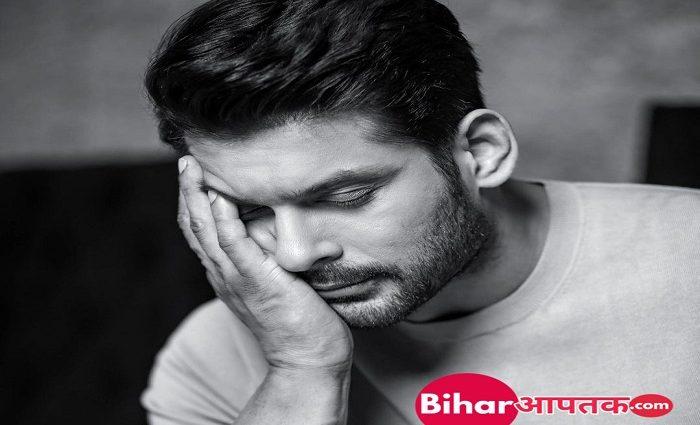 Sidharth Shukla Passes Away-Bihar Aaptak